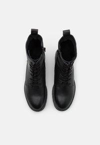 Zign - Snørestøvletter - black - 5