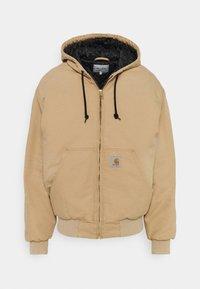 Carhartt WIP - ACTIVE JACKET DEARBORN - Light jacket - dusty brown - 3