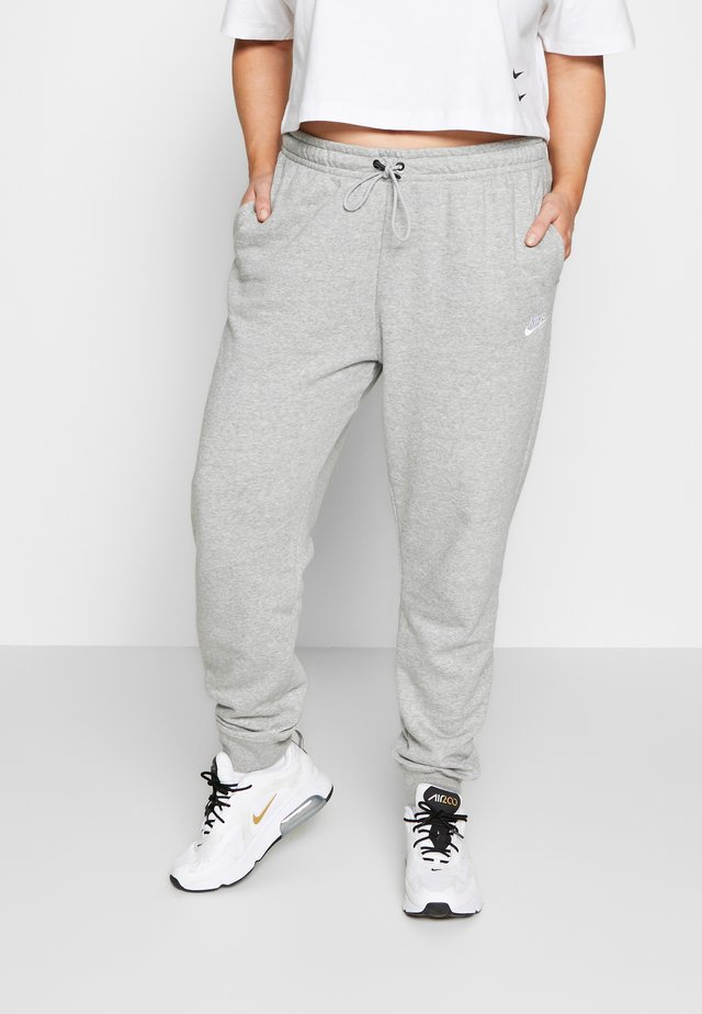 PANT - Pantalon de survêtement - grey heather/white