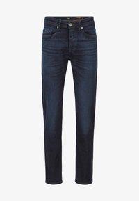 BOSS - Straight leg jeans - dark blue - 4