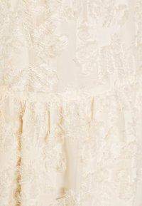 Selected Femme - SLFDANIELA DRESS - Cocktailklänning - sandshell - 6