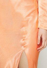Mossman - CRAZY FOR YOU SKIRT - Maxi skirt - peach - 4