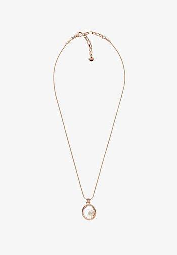 AGNETHE  - Necklace - roségold