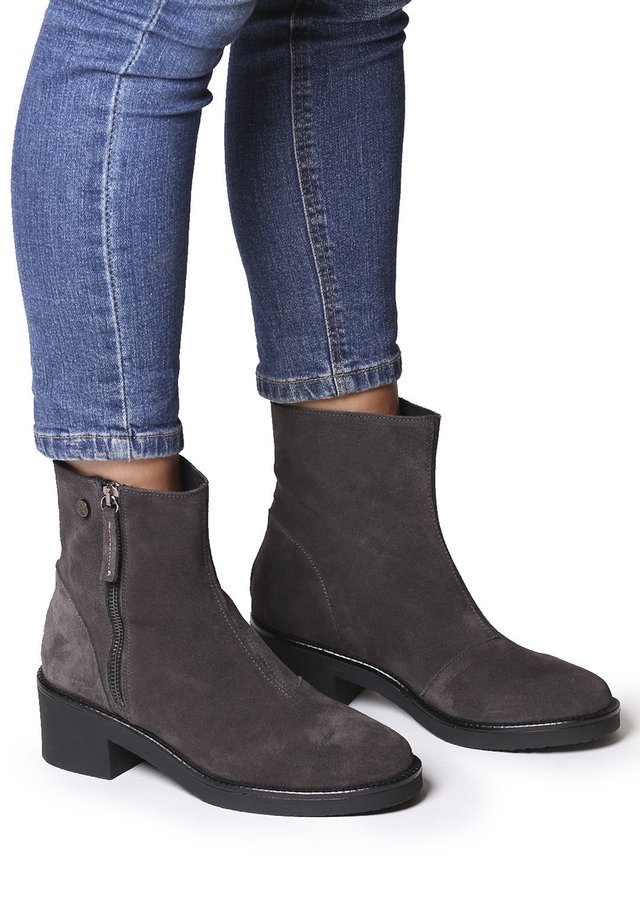 PRATO-SY - Classic ankle boots - gris