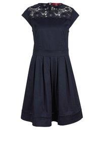 s.Oliver - Day dress - navy - 2