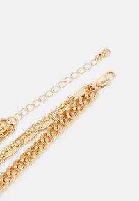 Pieces - PCBOBBIE COMBI NECKLACE - Smykke - gold-coloured - 1