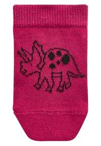 Next - 7 PACK RICH TRAINER - Socks - multi-coloured - 7