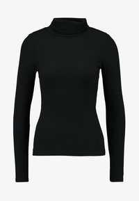 New Look - ROLL NECK - Sweter - black - 3
