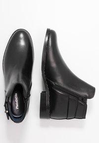 Pinto Di Blu - Ankle boots - noir - 3
