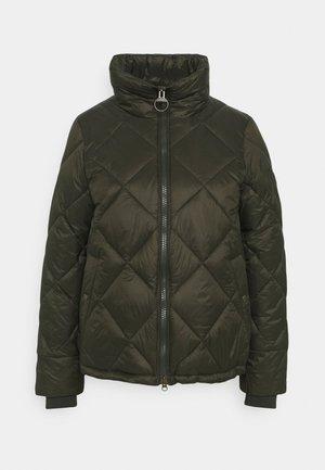 ALNESS QUILT - Winter jacket - sage/ancient