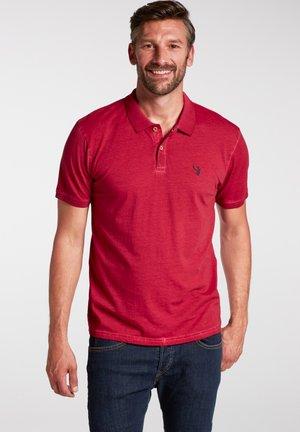 NORIK - Polo shirt - rot