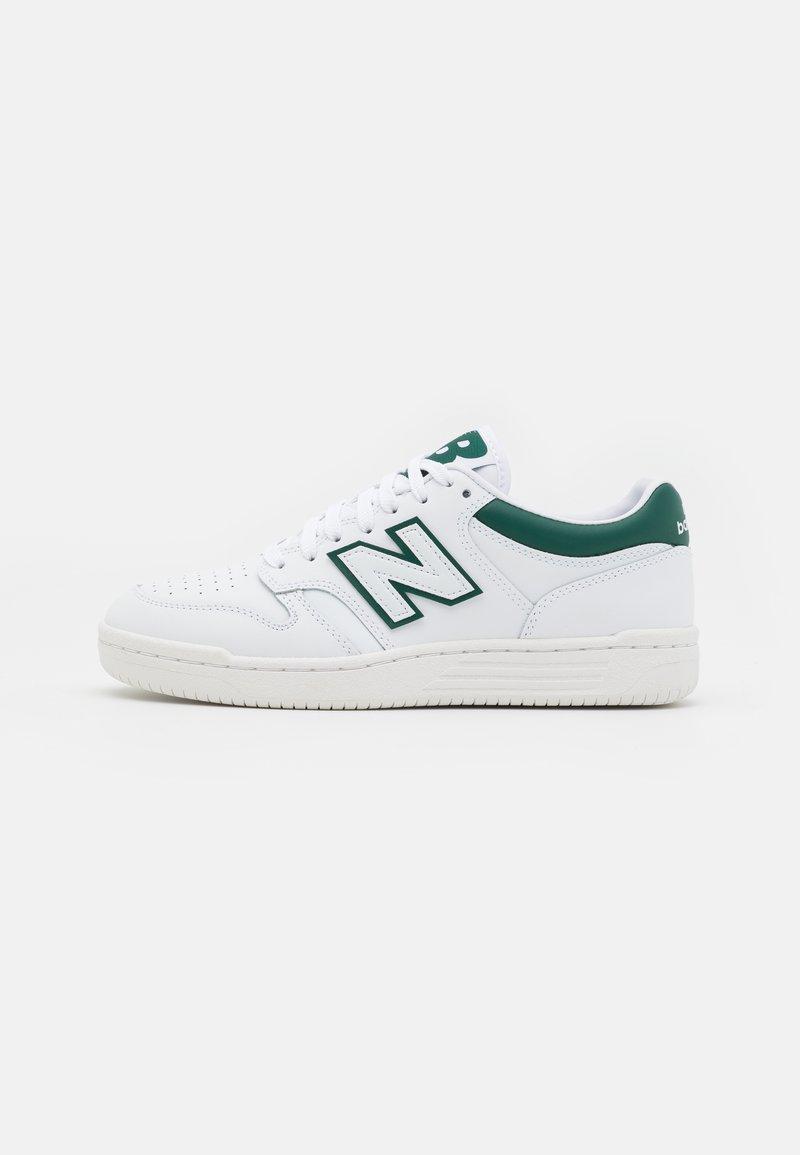 New Balance - 480 UNISEX - Sneakers - white