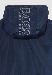BOSS Kidswear - WINDBREAKER - Lehká bunda - navy - 2
