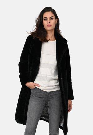 CYBER - Winter coat - black