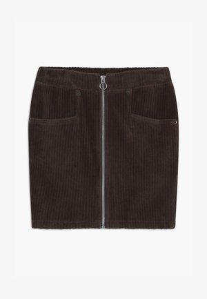 Mini skirt - mole