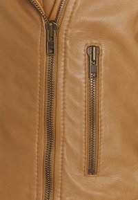 DRYKORN - PAISLY - Leather jacket - braun - 5