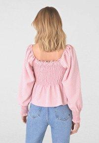 Ro&Zo - Blouse - pink - 1