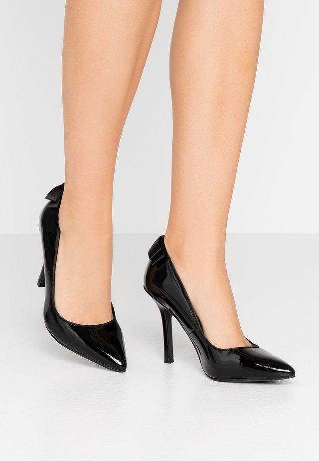 Klassiska pumps - noir