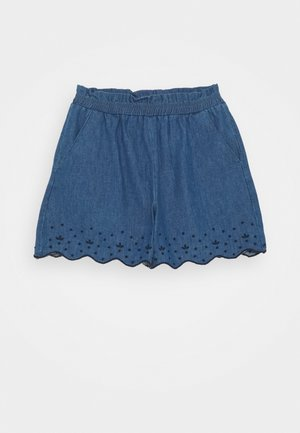 HEDVIG - Denim shorts - denim blue