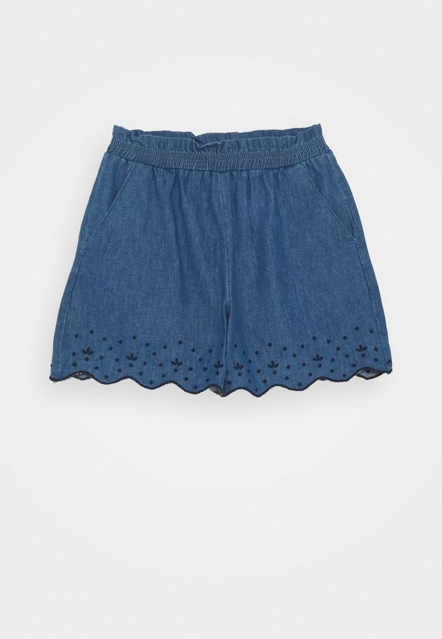 HEDVIG - Short en jean - denim blue