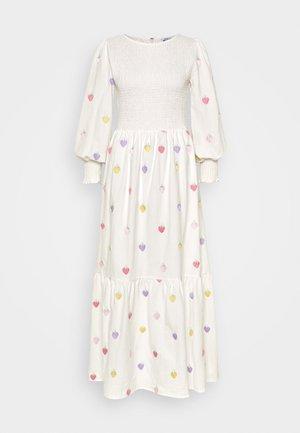 SADIE - Maxi dress - white