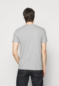 Polo Ralph Lauren - Print T-shirt - andover heather - 2