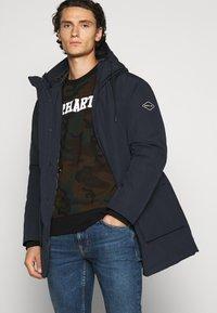 Replay - Winter coat - blue - 4
