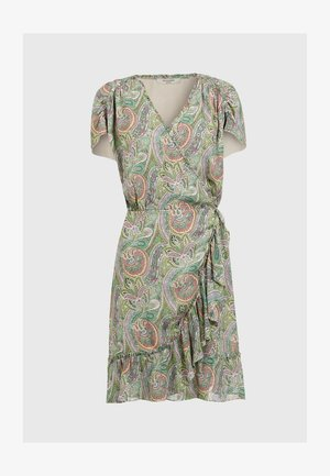 ZINI SHAHMINA  - Day dress - green