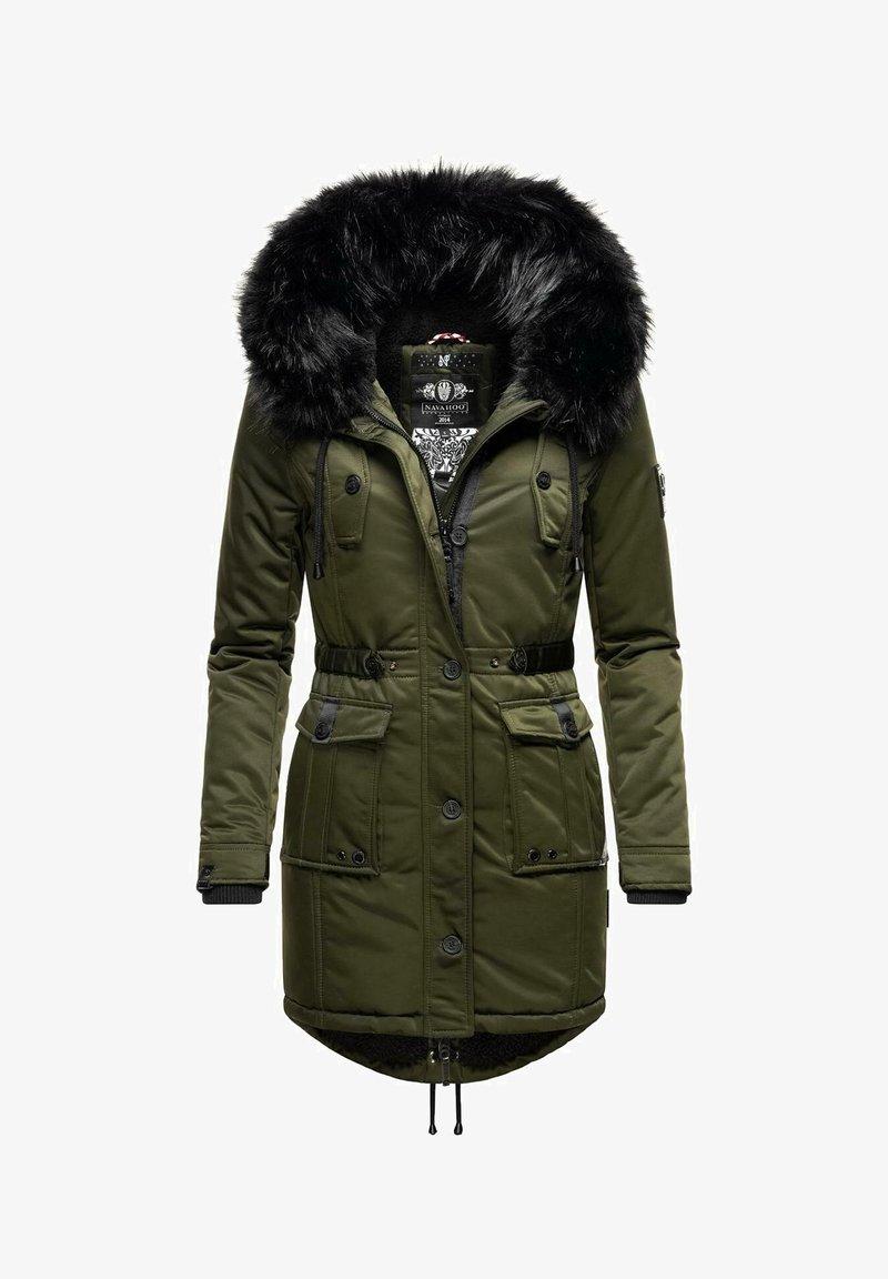 Navahoo - LULUNA - Winter coat - olive