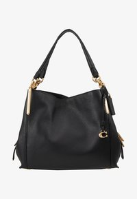 Coach - DALTON SHOULDER BAG - Håndveske - black - 5