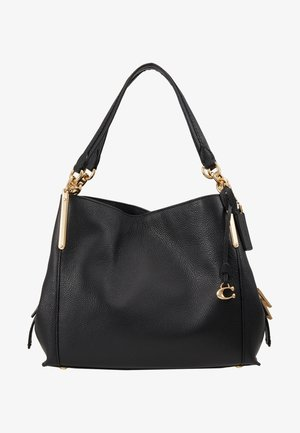 DALTON SHOULDER BAG - Handväska - black