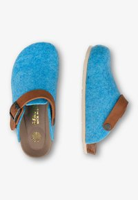 Genuins - SHETLAND PET - Slippers - hellblau - 2
