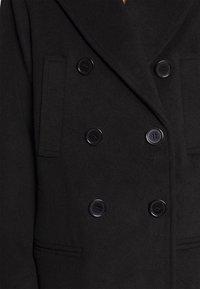 Culture - CUALEIA COAT - Classic coat - black - 5