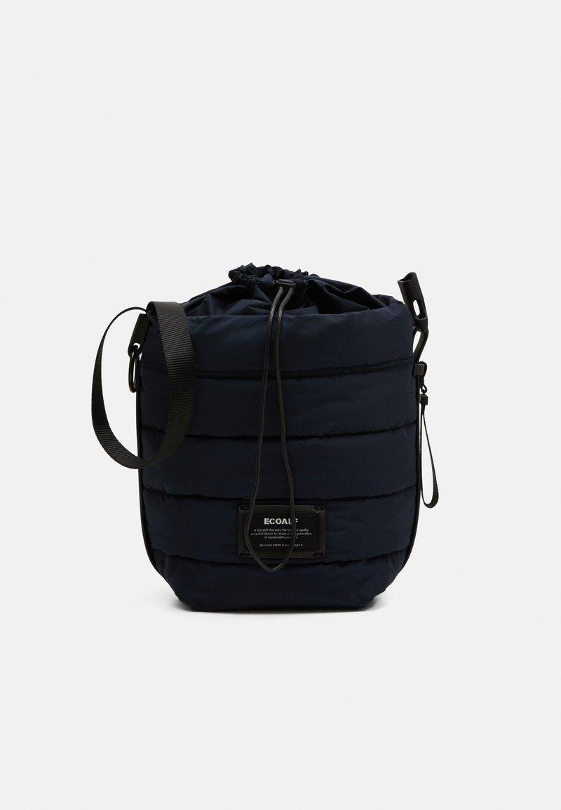 Ecoalf - MICHI SHOULDER BAG - Across body bag - midnight navy