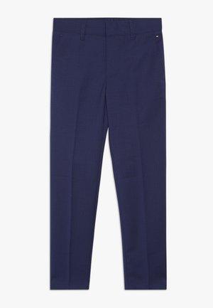 FLEX PANTS - Kalhoty - blue