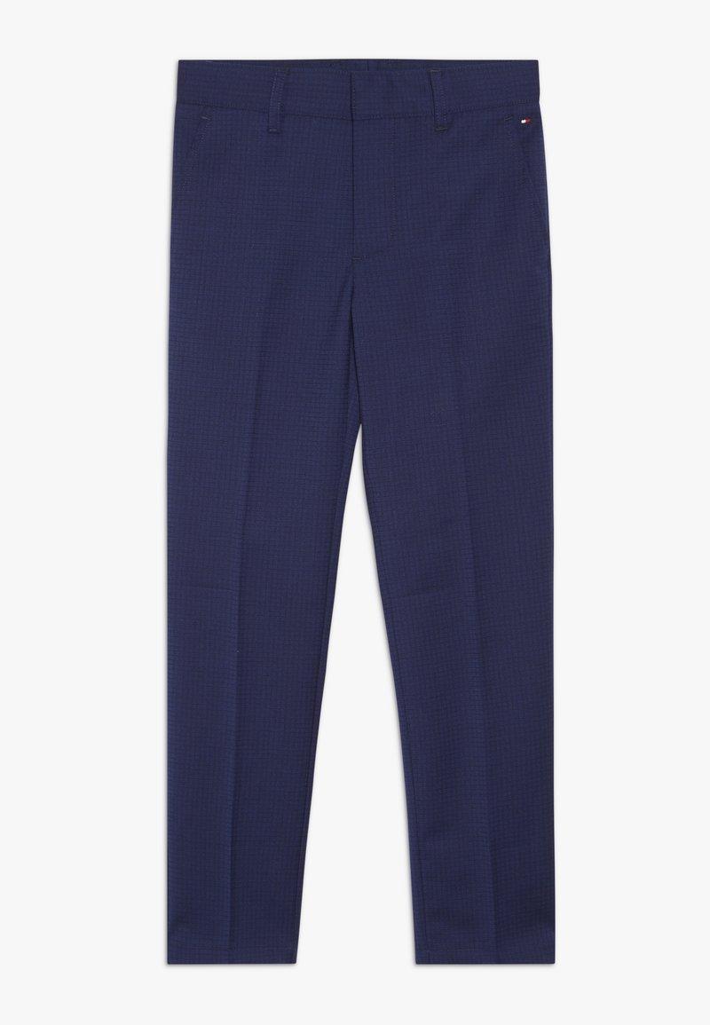 Tommy Hilfiger - FLEX PANTS - Trousers - blue