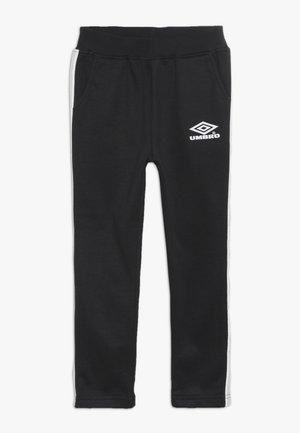 EROS JOGPANT - Pantaloni sportivi - stretch limo/bright white/dew