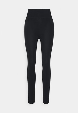 LIFESTYLE SEAMLESS 7/8 YOGA  - Leggings - black