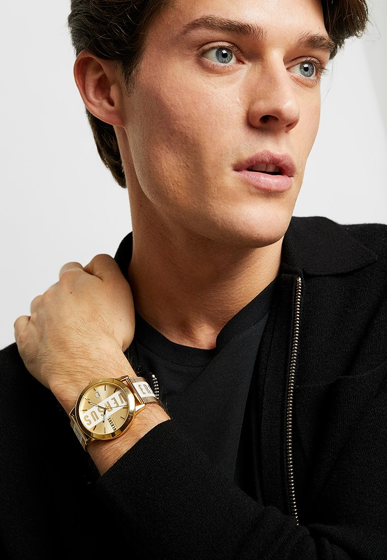 Homme BARBES - Montre - gold-coloured