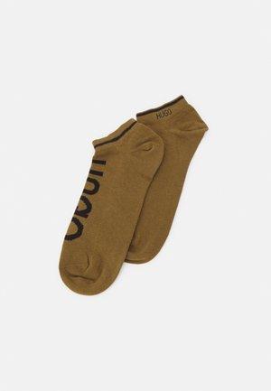 LOGO 2 PACK - Socks - open green