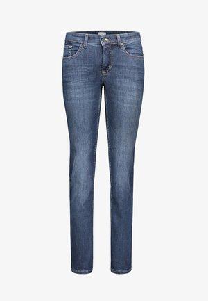 MELANIE - Straight leg jeans - blue