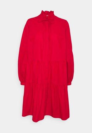 DOVE - Day dress - garnet red