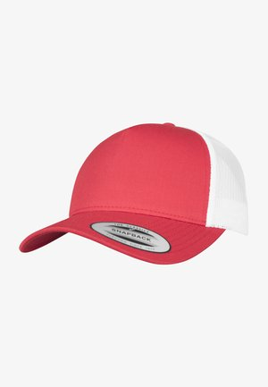 Cap - red/wht
