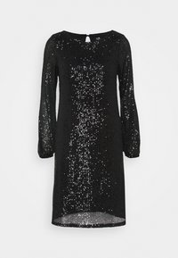 Wallis - SHIFT DRESS - Juhlamekko - black - 4