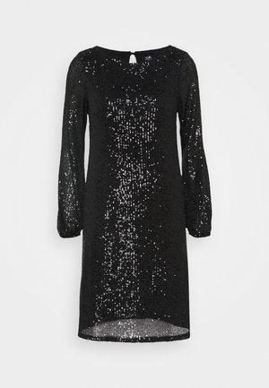 SHIFT DRESS - Cocktail dress / Party dress - black