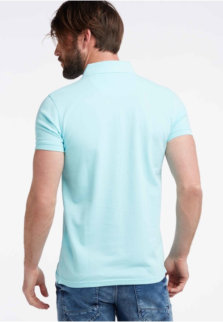 Petrol Industries Polo shirt - tanager turquoise xxbpj