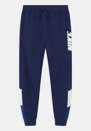 CORE AMPLIFY  - Tracksuit bottoms - blue void/white/game royal