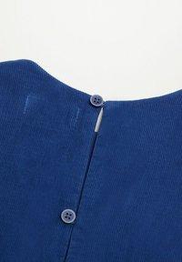 Mango - PALMA - Day dress - blauw - 2