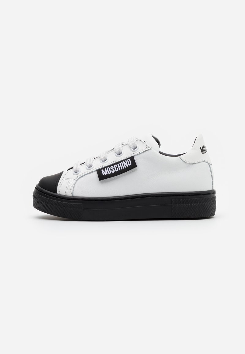 MOSCHINO - Sneakers - white