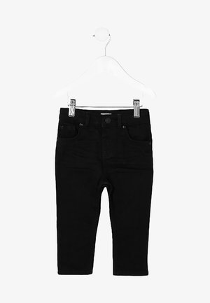 MINI BOYS  - Jeans Skinny Fit - black